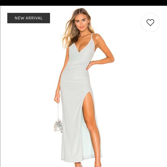 Prom Dress Karmin Ruched Maxi Dress